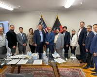 The Consulate General of Afghanistan in NY