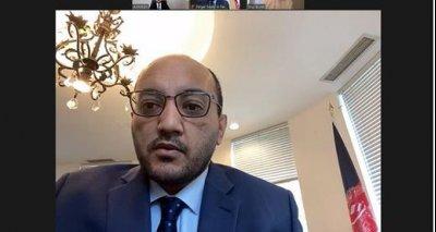 The Consul General of the Islamic Republic of Afghanistan in New York, Mr. Zelgai Sajad